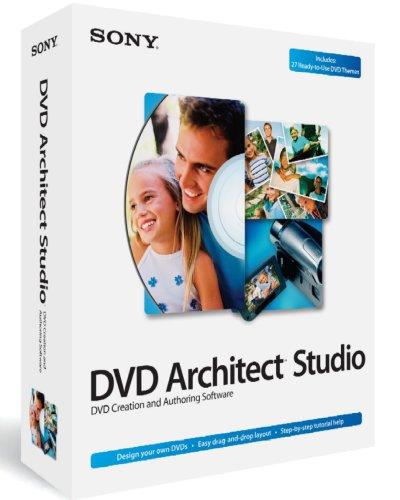 Sony DVD Architect Studio 4 (PC)