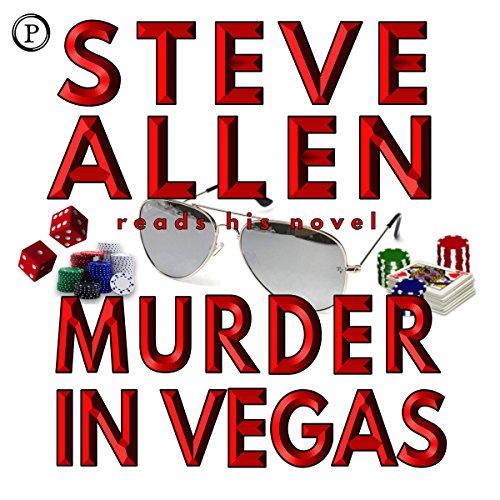 Murder in Vegas audiobook cover art
