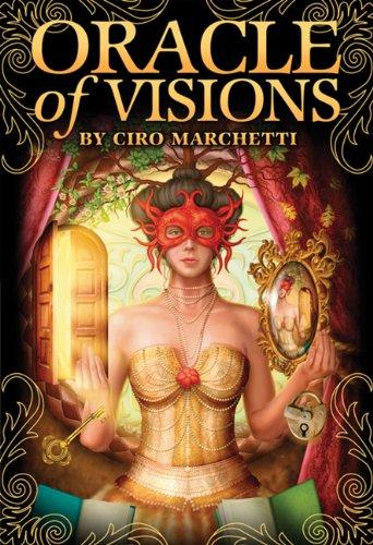 Compare Textbook Prices for Oracle of Visions Box Tcr Cr Edition ISBN 9781572817562 by Ciro Marchetti,Ciro Marchetti