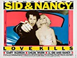 SID and Nancy - Gary Oldman – Movie Wall Poster Print –