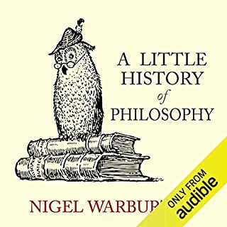 A Little History of Philosophy audiobook cover art