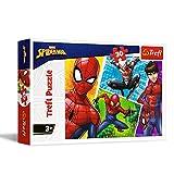 Trefl und Miguel, Marvel Spiderman 30 Teile, für Kinder AB 3 Jahren Puzzle (18242)
