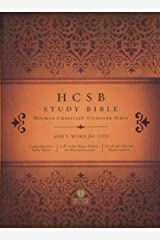 HCSB Study Bible Kindle Edition