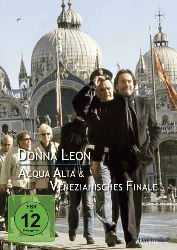 Donna Leon - Acqua Alta / Venezianisches Finale