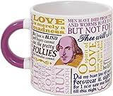 ウィリアム·シェイクスピア 愛のマグカップ