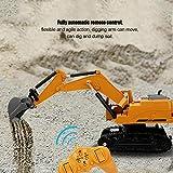 Immagine 2 nannday escavatore telecomandato camion di