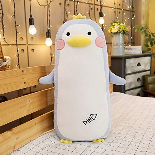 N / A 45CM Weiche Große Pinguin Plüschtiere Gefüllte Cartoon Tierpuppe Schlafkissen Modespielzeug Für Kinder Baby Schöne 45cm