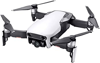 $639 » DJI Mavic Air Quadcopter with Remote Controller - Arctic White (Renewed)