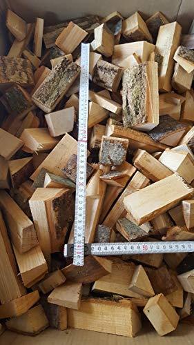 LifeStyle4All Grillhout, 10 kg, 20 kg, 30 kg, eco-hardhout, beuken, essenhout, in plaats van houtskoolbriketten
