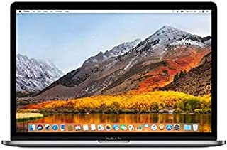 "Macbook Pro Retina Apple 15,4"", 16gb, Space Gray, Ssd 512gb, Intel Core i7, 2.6 Ghz, Touch Bar e Touch Id - Mr942bz/a"