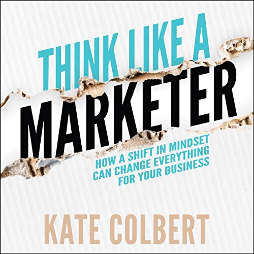 Think Like a Marketer Titelbild