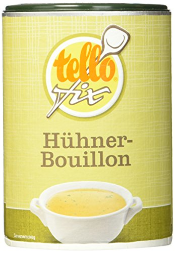 tellofix Hühner-Bouillon , 1er Pack (1 x 225 g Packung)