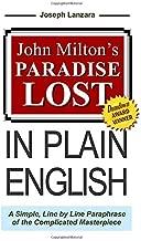 Best paradise lost book 1 modern translation Reviews