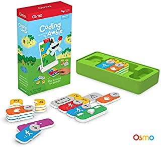 Osmo - Coding Awbie Game - Ages 5-12 - Coding & Problem Solving - For iPad and Fire Tablet (Osmo Base Required)