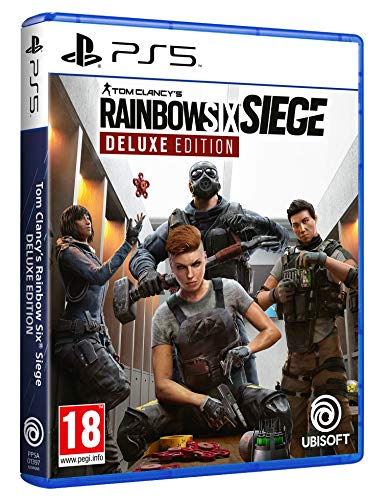 Rainbow Six Siege Deluxe Year 6 Ps5