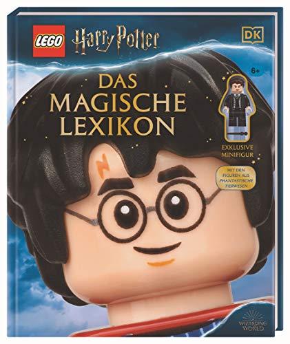 LEGO® Harry Potter™ Das magische Lexikon: Mit exklusiver LEGO® Minifigur