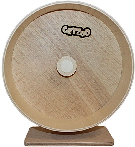 Getzoo Ø 27 cm Premium Holzlaufrad (Ø 25,8 cm Innen, Höhe 29-39cm)