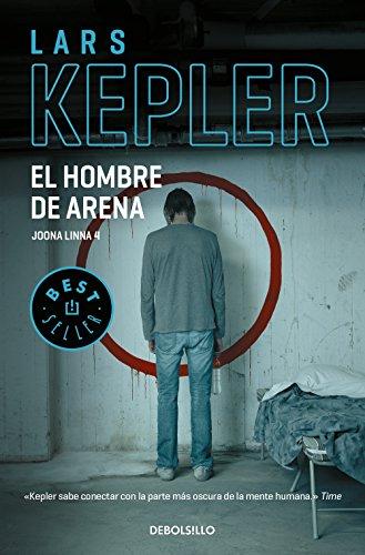 El hombre de arena (Inspector Joona Linna 4) de Lars Kepler