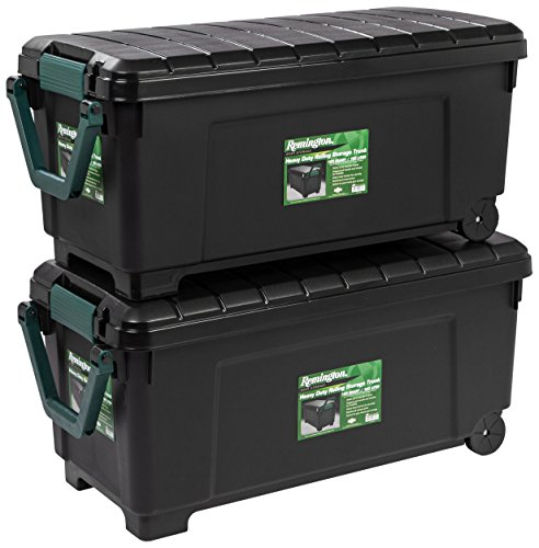 IRIS USA, Inc. SIA-1000H Storage Box, 169 Quart, Black