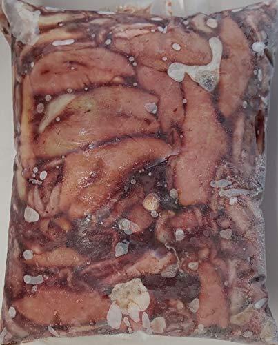 国産 ( 九州産 ) うなぎの肝 ( 生 ) 1kg×12P 冷凍 業務用 鰻の肝 うなぎ