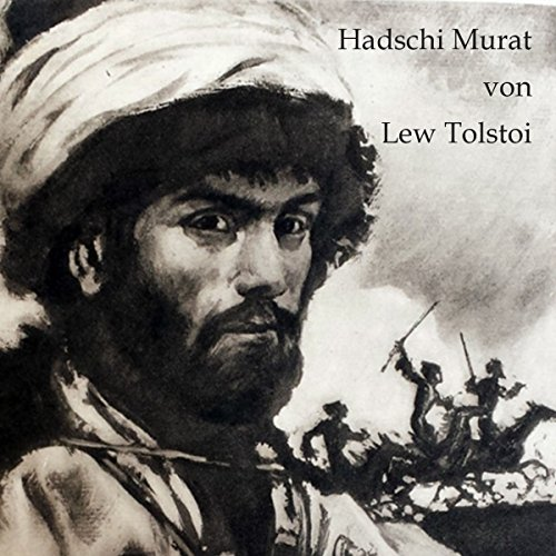 Hadschi Murat audiobook cover art