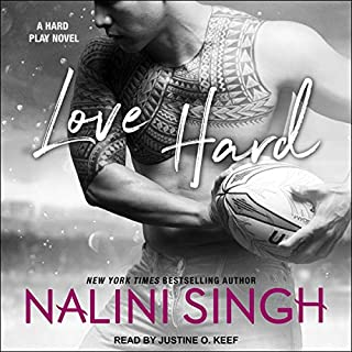 Love Hard cover art