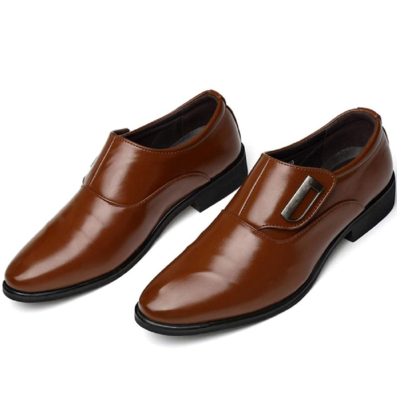 [ゲッツ] ビジネスシューズ メンズ 紳士靴 デッキシューズ 革靴 ウォーキング ドライビングシューズ PUレザー ローファー 通勤 就活 普段 ビジネス 外回り 出張 旅行 宴会 飲み会