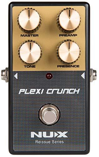 Nux PLEXI CRUNCH - Distortion Gain Plexi-type distortion Pedal