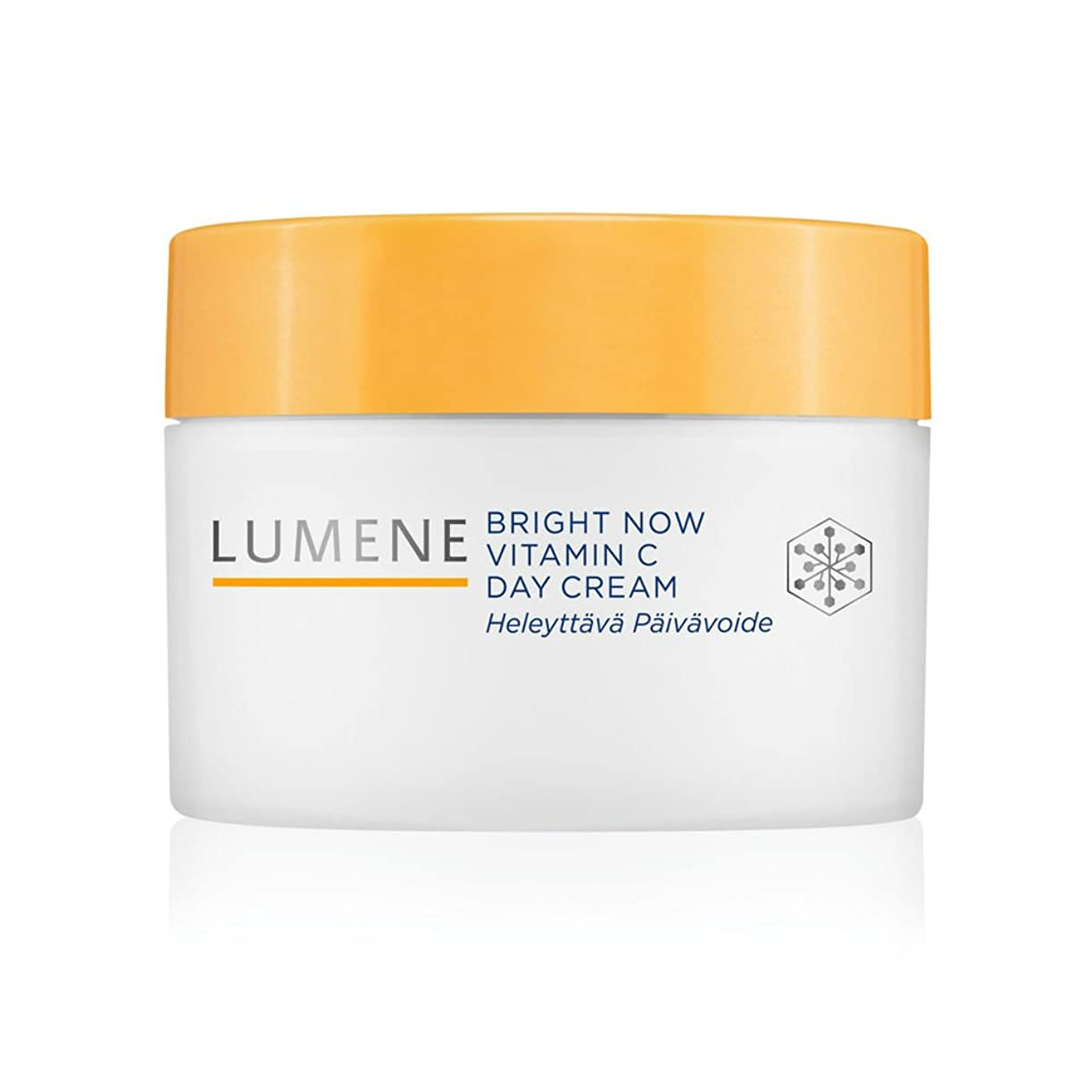 パドル死んでいる実際Lumene Bright Now Vitamin C Day Cream, Large 100ml [海外直送品]