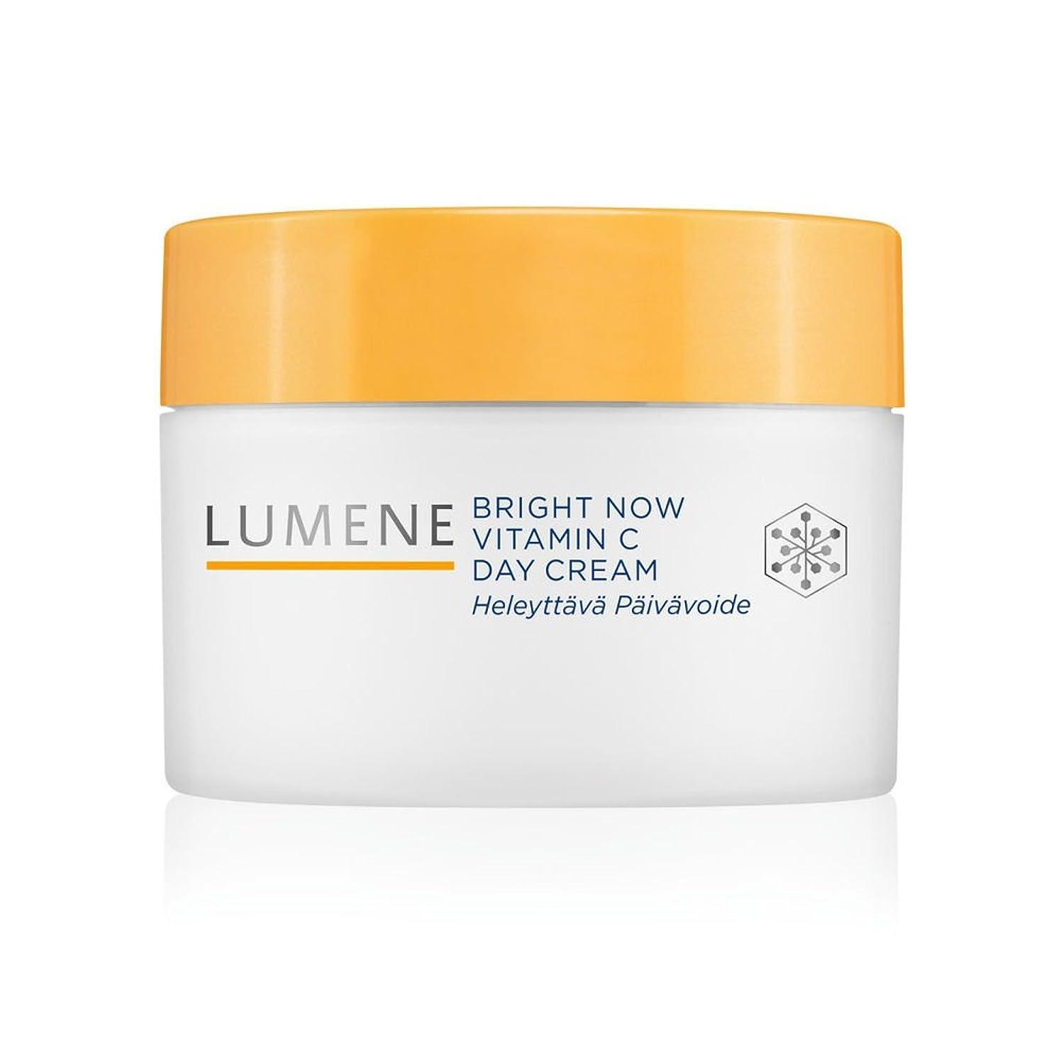公爵議論するトラクターLumene Bright Now Vitamin C Day Cream, Large 100ml [海外直送品]