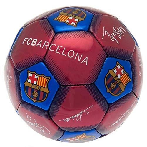 Mini Pelota Oficial del FC Barcelona, tamaño 1: Amazon.es ...