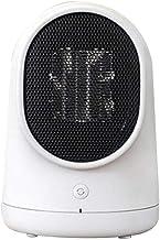 Yuan Dun'er Calefactor Aire Caliente baño,Calentador de Aire Personal Calentador Opaco Oficina Inicio Calentador de termostato autocontrolado Calentador de Ventilador-UNA