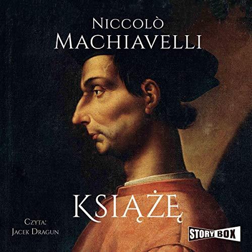 Książę audiobook cover art