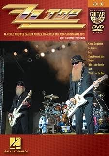 ZZ Top - Guitar Play-Along DVD Volume 38 by ZZ Top