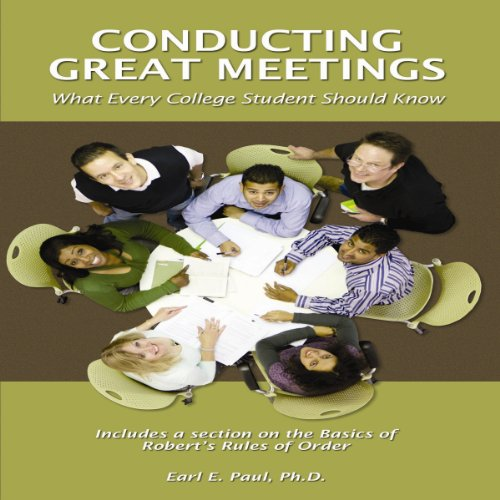 Conducting Great Meetings audiobook cover art