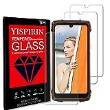 YISPIRIN [3 Piezas] Cristal Templado para Blackview BV9600/Pro/E 2020, Dureza 9H, Anti - arañazos Anti-Rasguño,Fácil de instalar, Vidrio Templado Protector de Pantalla para Blackview BV9600/Pro/E 2020