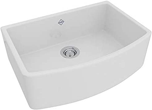 Rohl Rc3021wh Fireclay Kitchen Sinks White Kitchen Sinks Amazon Canada