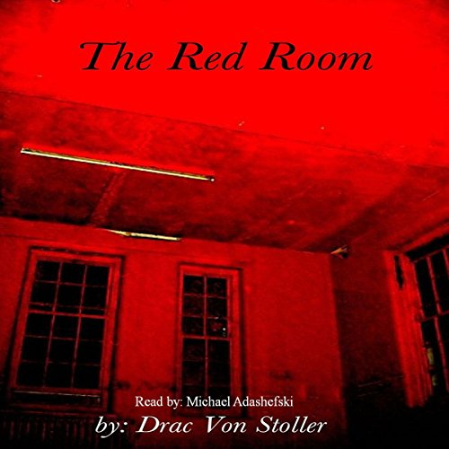 The Red Room audiobook cover art