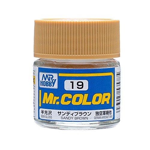 Mr.カラー C19 サンディブラウン