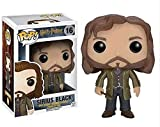 ADIS The Philosopher s Stone Movie Fan Collection - Figura de Sirius Orion (10 cm), color negro