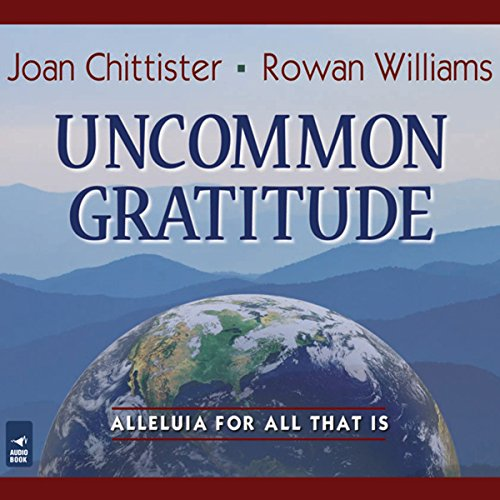 Uncommon Gratitude audiobook cover art