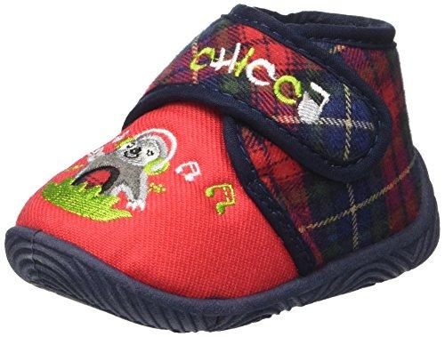 Chicco Timmy, Desert Boots garçon, Rouge (Rosso 700), 26 EU