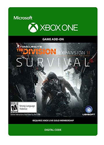 Tom Clancy's The Division: Survival DLC - Xbox One Digital Code
