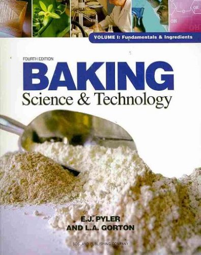 Baking Science & Technology: 1