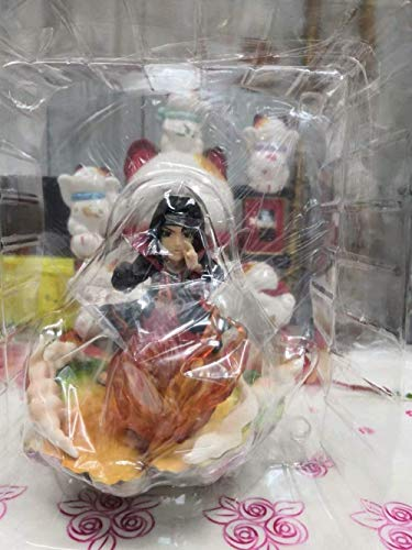 Dragon Ball Funko Pokemon Pop Dragon Ball Funko Pop Friends Muñecos Cabezones Uchiha Itachi con Bola De Fuego Estatuilla Muñecas PVC Figura De Acción Colección Modelo De Juguete Modelo De Anime