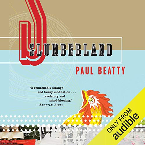 Slumberland audiobook cover art
