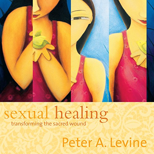 Sexual Healing audiobook cover art