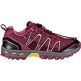 CMP Altak Wmn Shoe WP, Zapatilla de Trail Running para Mujer, Goji-BOUGANVILLE, 36 EU