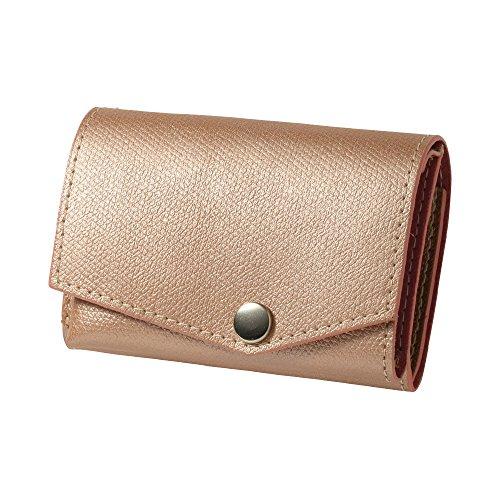 小さい財布 abrAsus(アブラサス)プラム