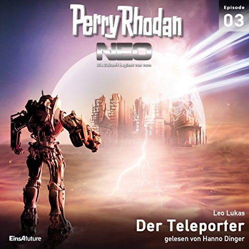 Der Teleporter audiobook cover art